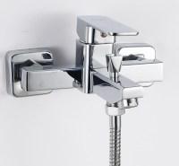 Design Einhandmischer Wasserhahn Chrom Badewanne Dusche ...