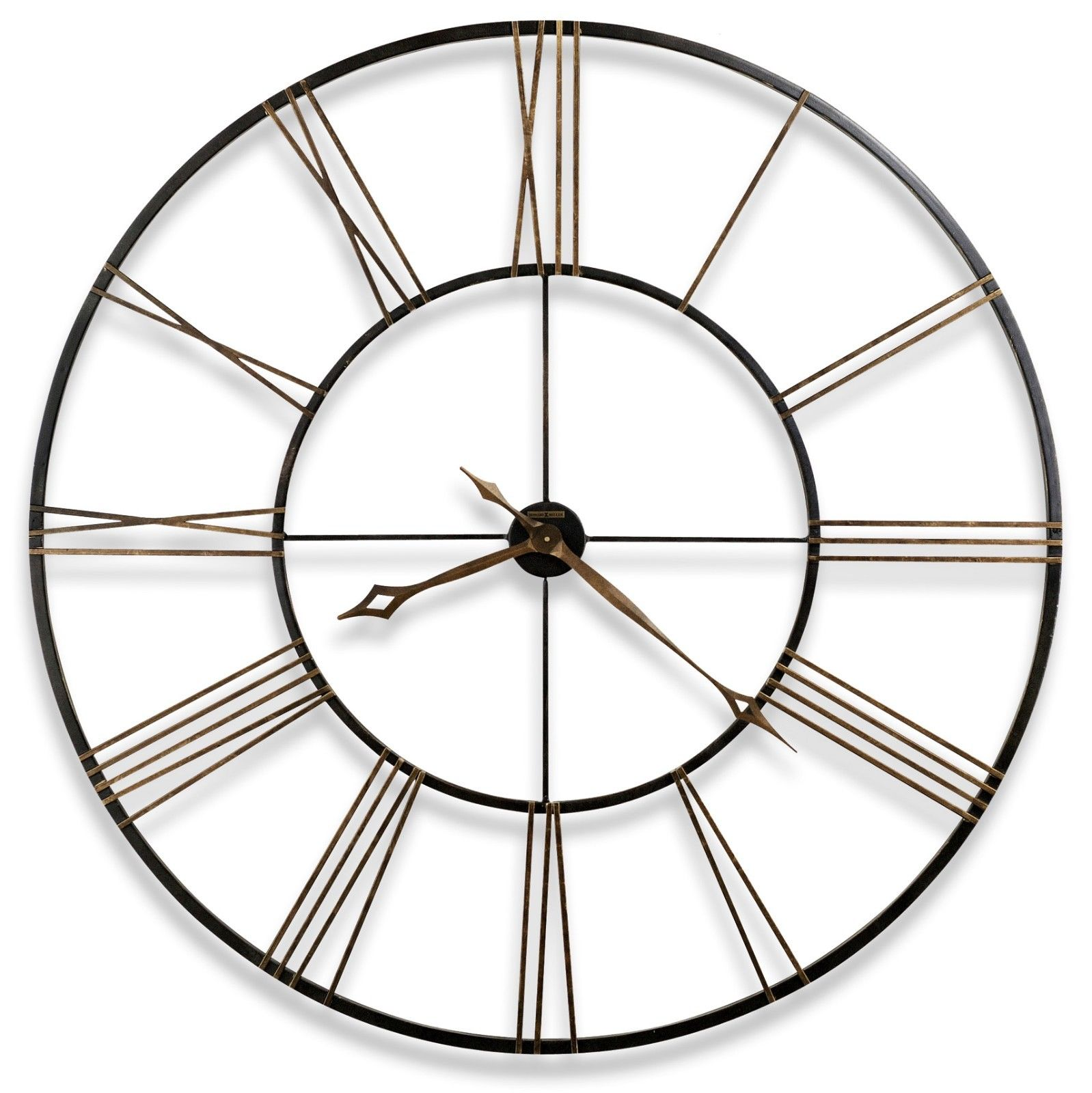 Big Clocks For Wall Howard Miller Oversized Postema Wall Clock 625 406