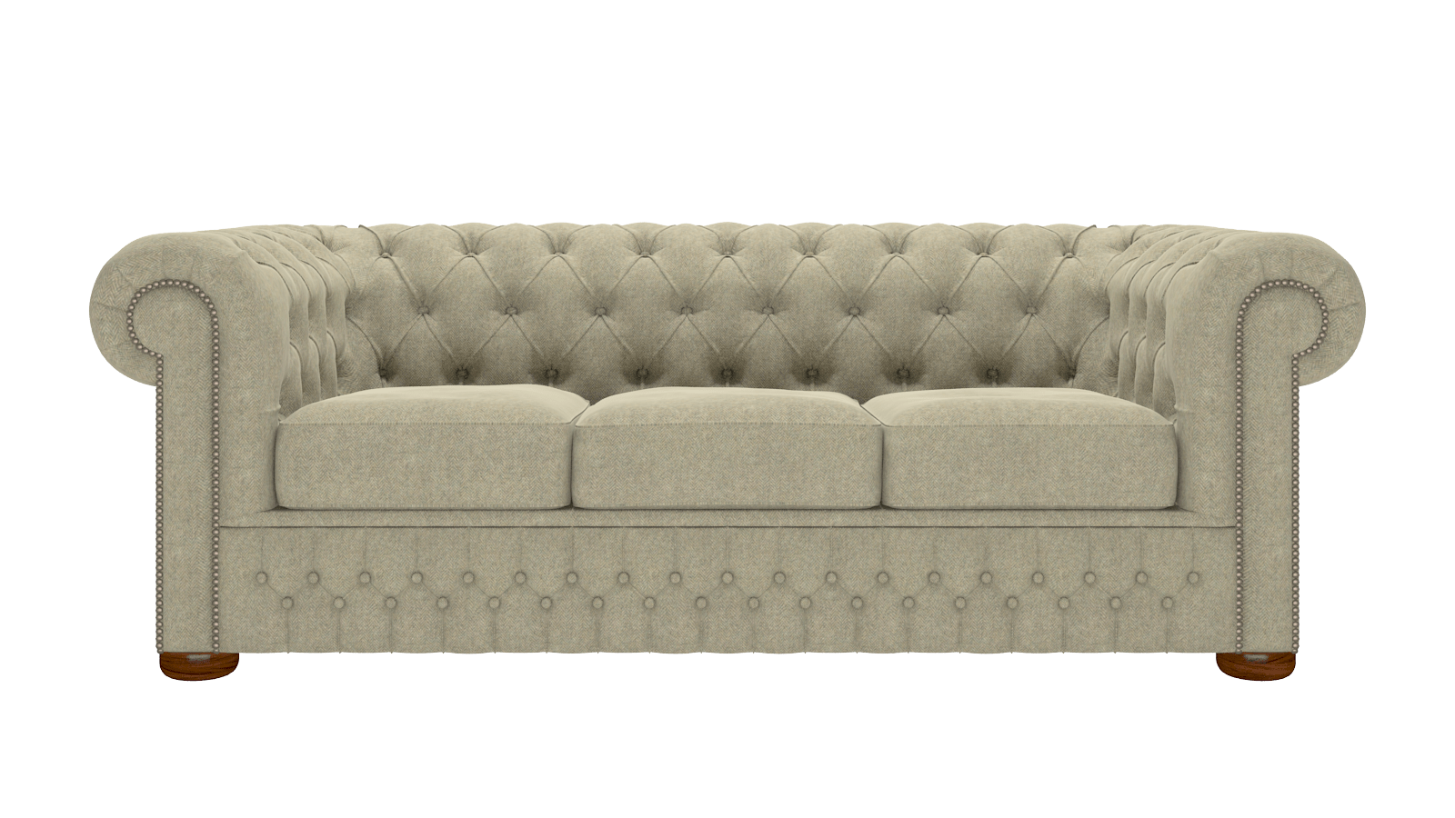 Sofa In Chesterfield Look Fabric Sofa Care How To Clean Your Fabric Chesterfield Timeless