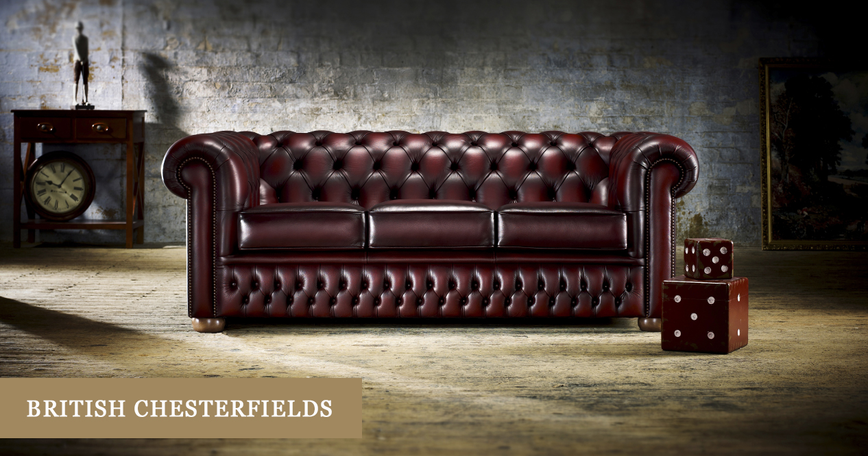 Made Sofa Shop British Chesterfield Sofas Made In The Uk Timeless