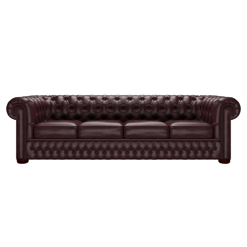4 Seater Chesterfield Corner Sofa Chesterfield 4 Seater Sofa In Sauvage Madeira - From