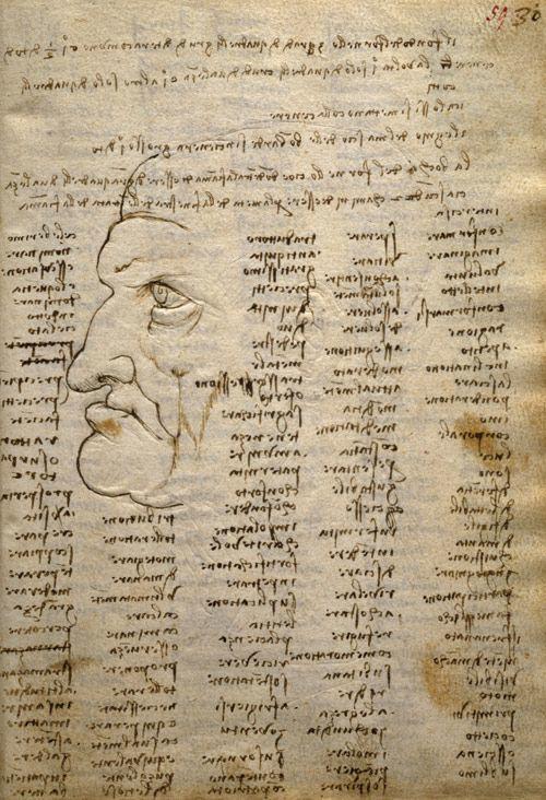 Codex Trivulzianus - Codex - Life and Art of Leonardo da Vinci