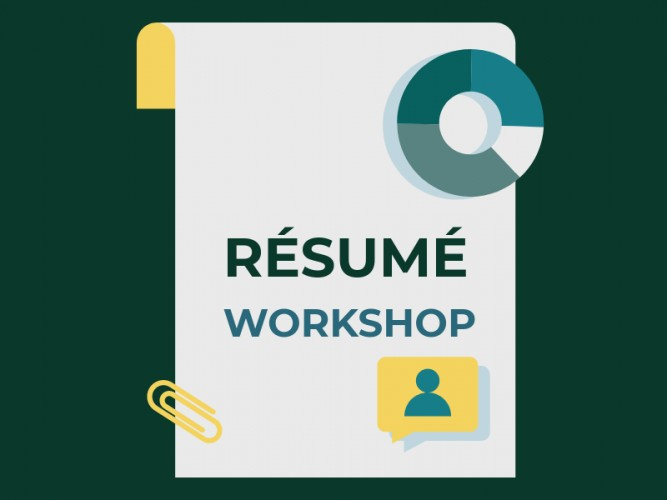 Résumé Workshop - Scarborough Hub