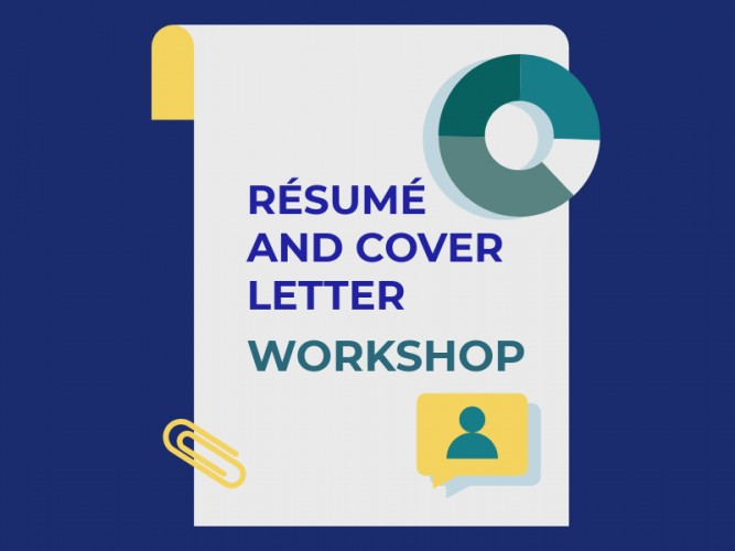 Résumé  Cover Letter Workshop - Central Toronto Hub