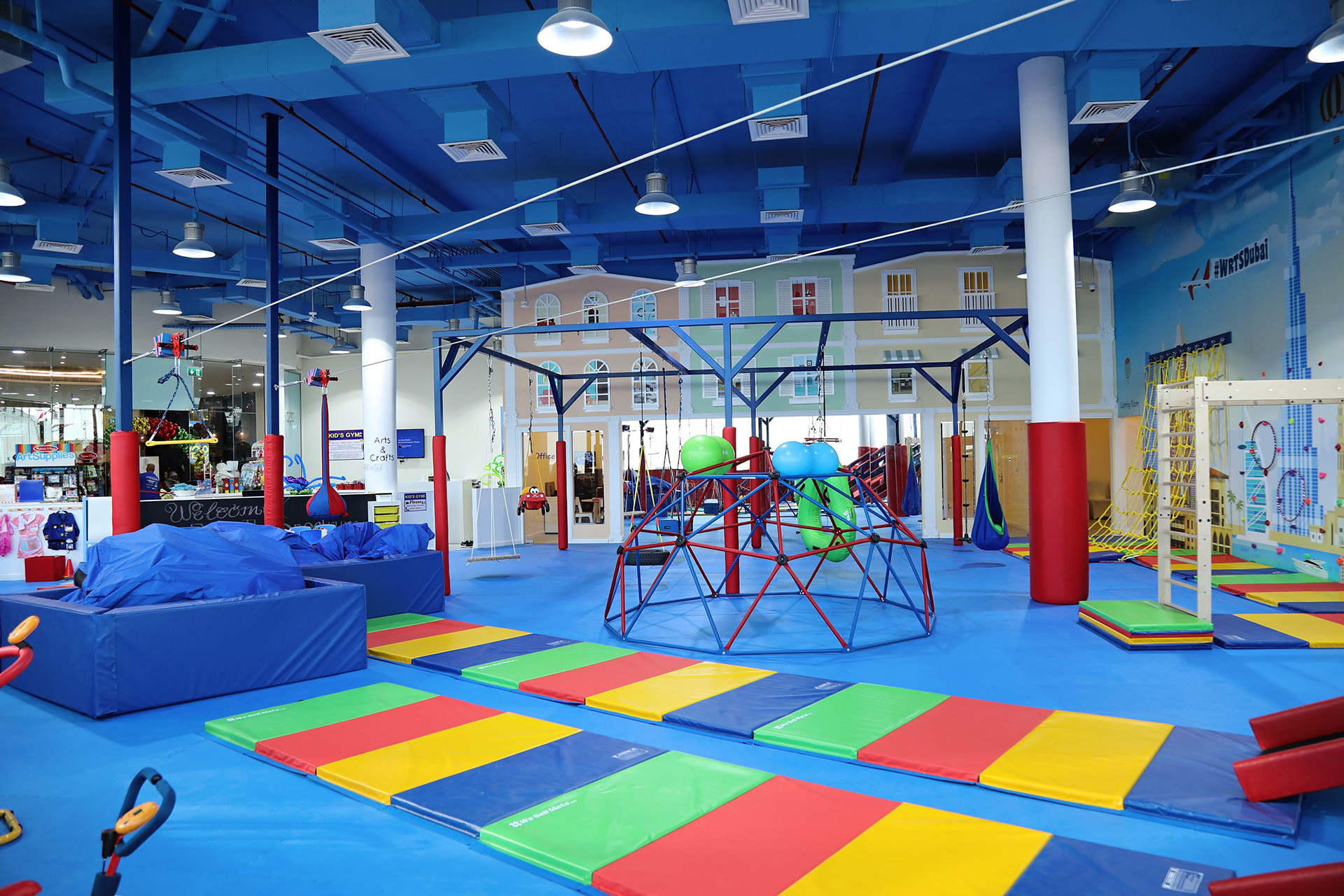 Babies Toys Dubai We Rock The Spectrum Kids 39; Gym Now Open Sports And