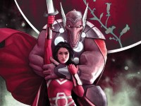 Beta Ray Bill and Sif
