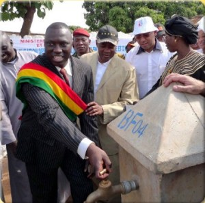 Samake water project