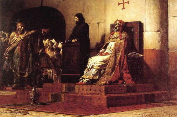 I'm not saying that formal theology leads directly to trials for corpses, but who wants to take chances of a Mormon reprisal of the Cadaver Synod?