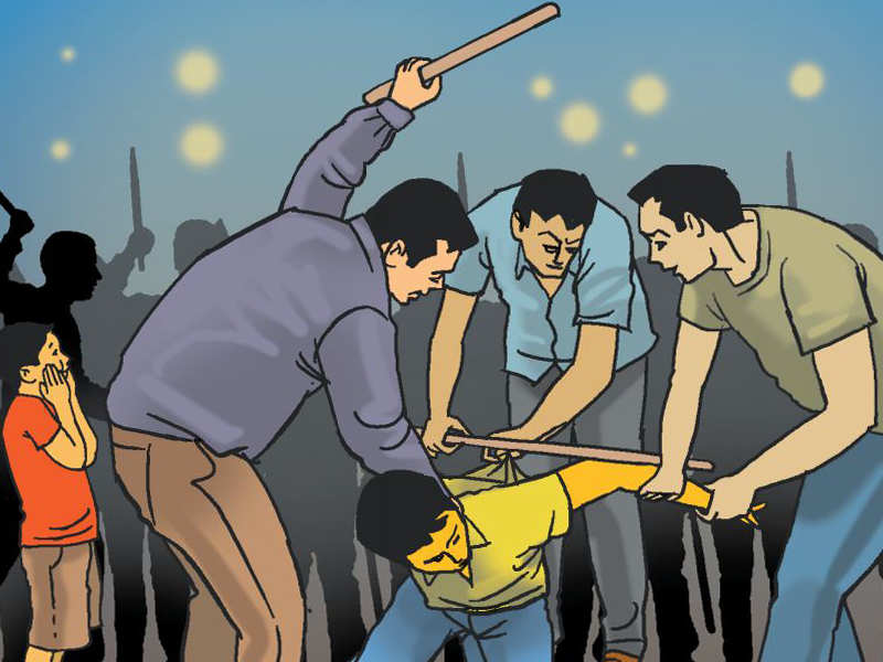 Loan sharks attack family for boy's Rs 10,000 debt   Ahmedabad News - Times of India