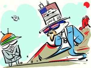 Indian IT outsourcing contracts under US scanner
