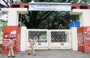 Now, cops to probe 'drug abuse' on FTII campus