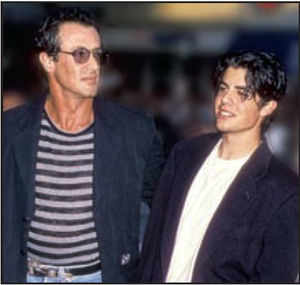 Stallone sees dead son, sends family to Haridwar to perform shradh