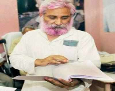 Magsaysay Award winner Sandeep Pandey was working as visiting faculty in the department of Chemical Engineering, IIT-BHU.