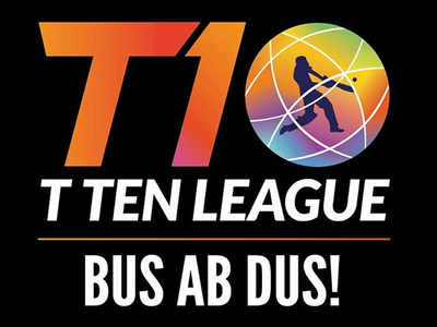 T10 Cricket League Sharjah Schedule Complete squads, updated