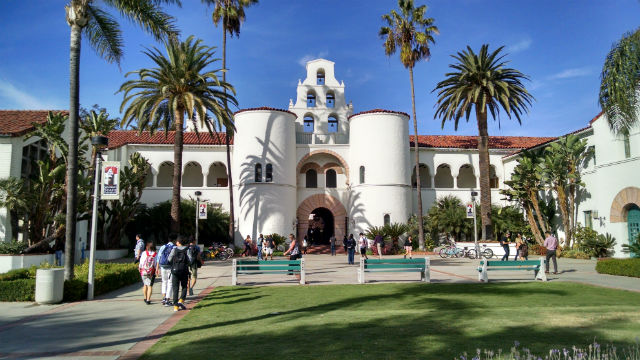10,000 New Students Expected as SDSU Classes Resume - Times of San Diego