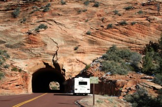 Tunnel @ Zion-Mount Carmel Hwy