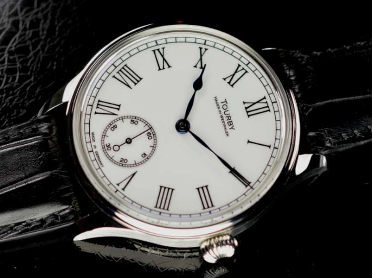 Sunburst Clock Top Ten Marine Chronometer Style Watches - Time Transformed