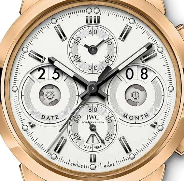 Top ten perpetual calendar chronograph watches - Time Transformed