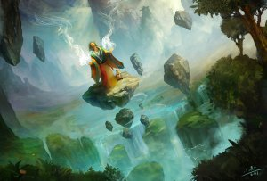 natural_magic_by_xiaoxinart-d3do2bf