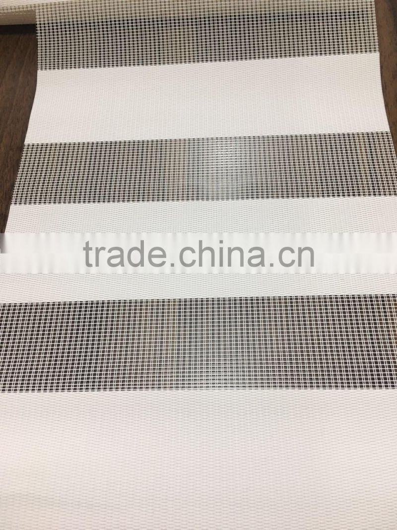 Curtain Fabric Wholesale Wholesale Zebra Blackout Pvc Coated Roller Blind Fabric For