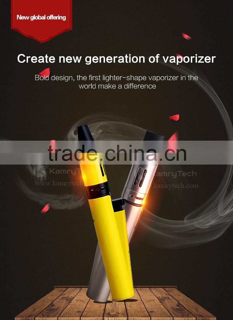 Vaporizer China Suppliers Huge Vaping Rosh Vape Pen Vaporizer E Cigarette Kit Kamry