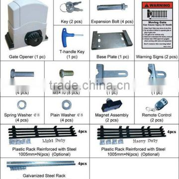 Wiring Diagram for Automatic Gate Opener of Sliding gate operators