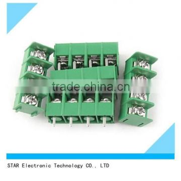 Green 4 pin pcb screw electrical 762mm 381mm 35mm 5mm 508mm