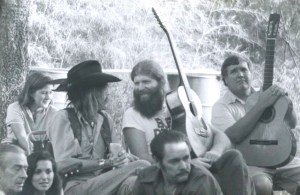 Townsend Miller, Marian Henderson, Jubal Clark Mike Williams, Tim Henderson
