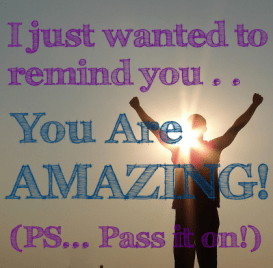 You're Amazing (square)