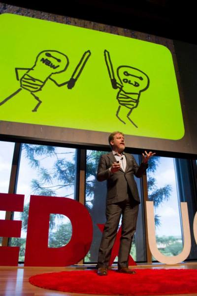 My TEDxUQ talk