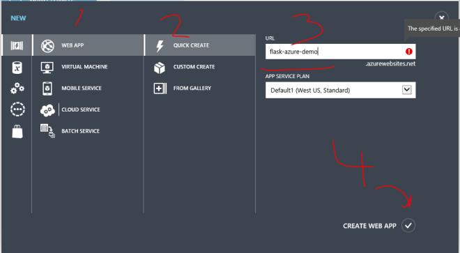 createwebapp