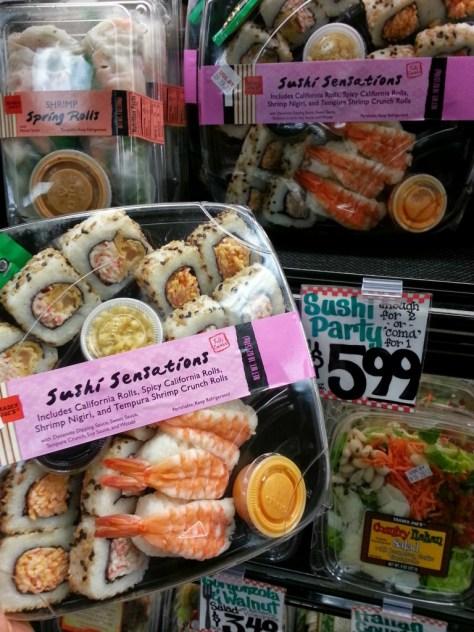 Sushi Fiesta- Why
