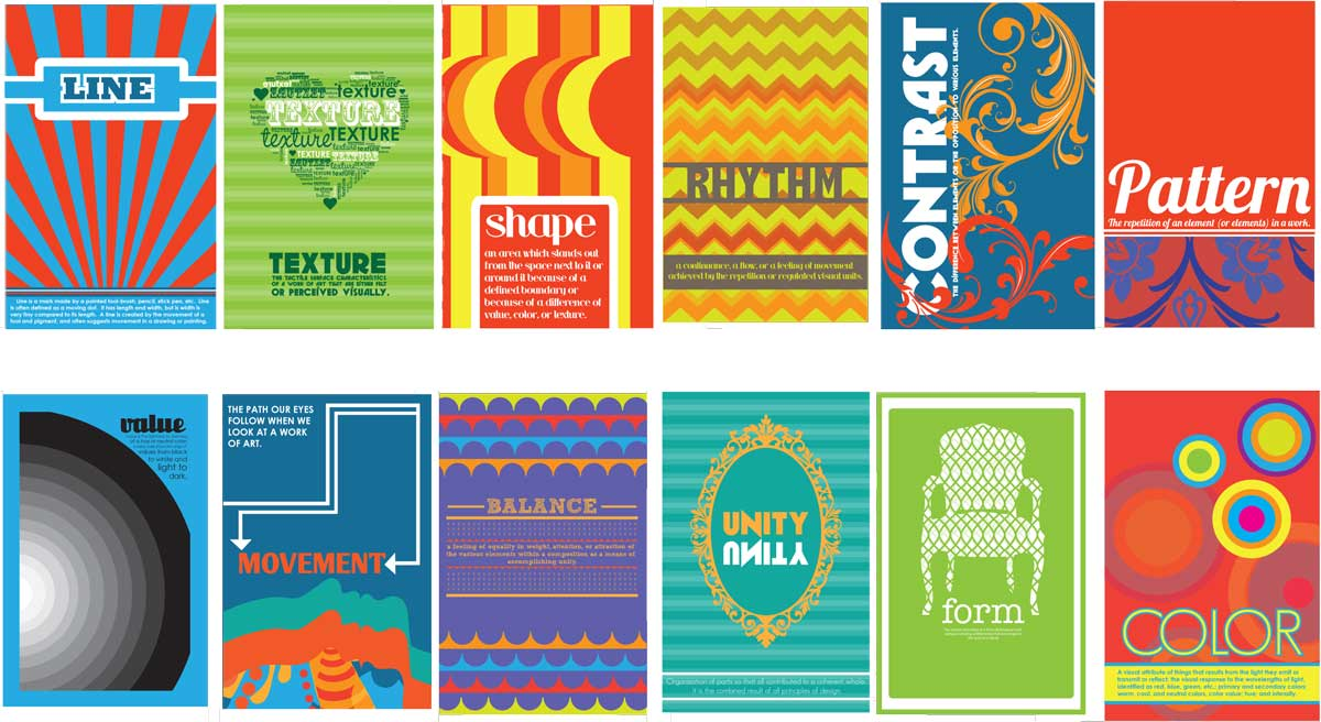 Poster design elements -  Design Elements For A Poster Picture Download