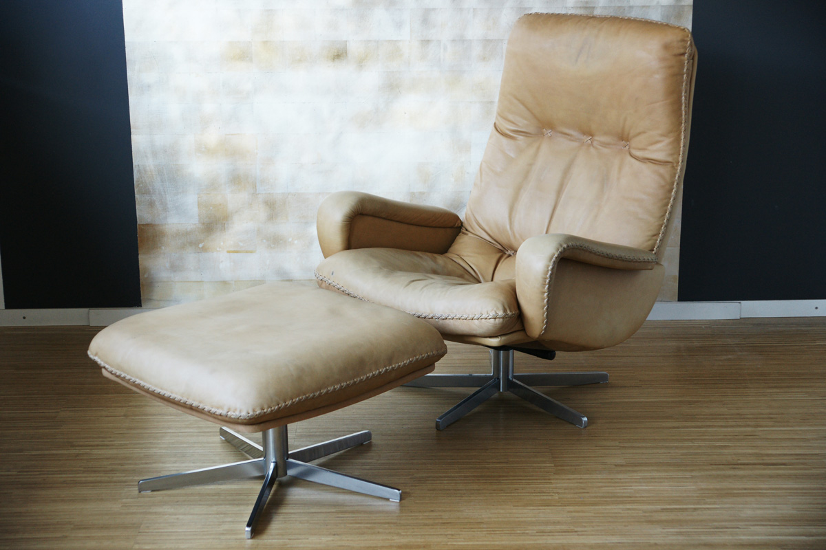 De Sede Sessel Desede Sessel Lounge S 231 James Bond