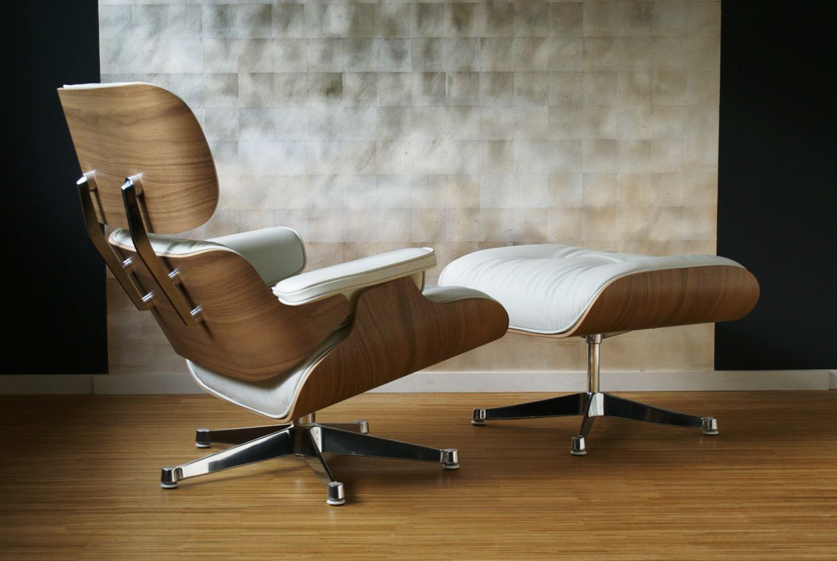 Eames Chair Weiß Eames Lounge Chair | Klassiker & Co.