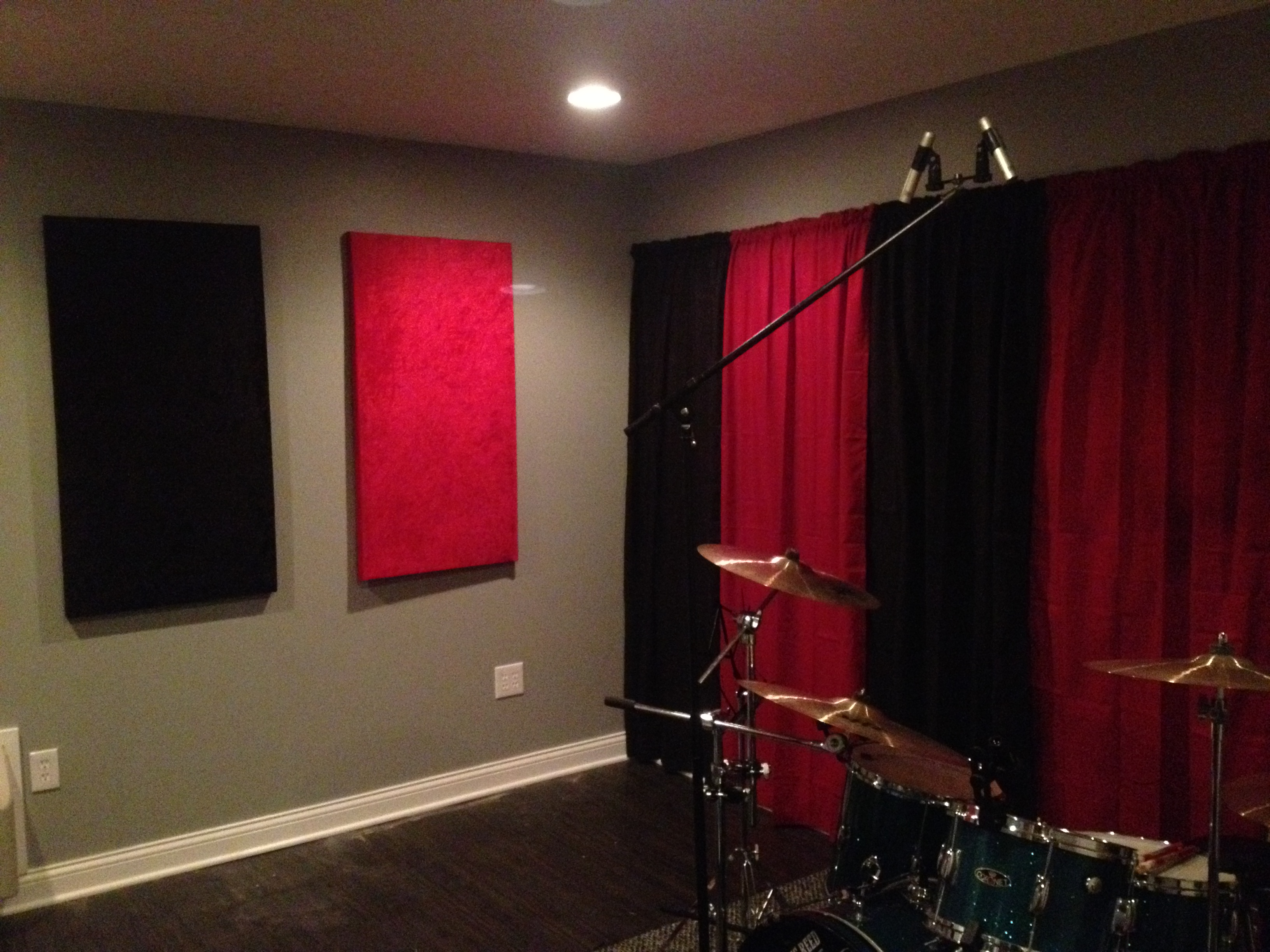 Diy Soundproof Room Divider Diy Sound Proof Panels Step By Step Deacon Tim 39s Audio