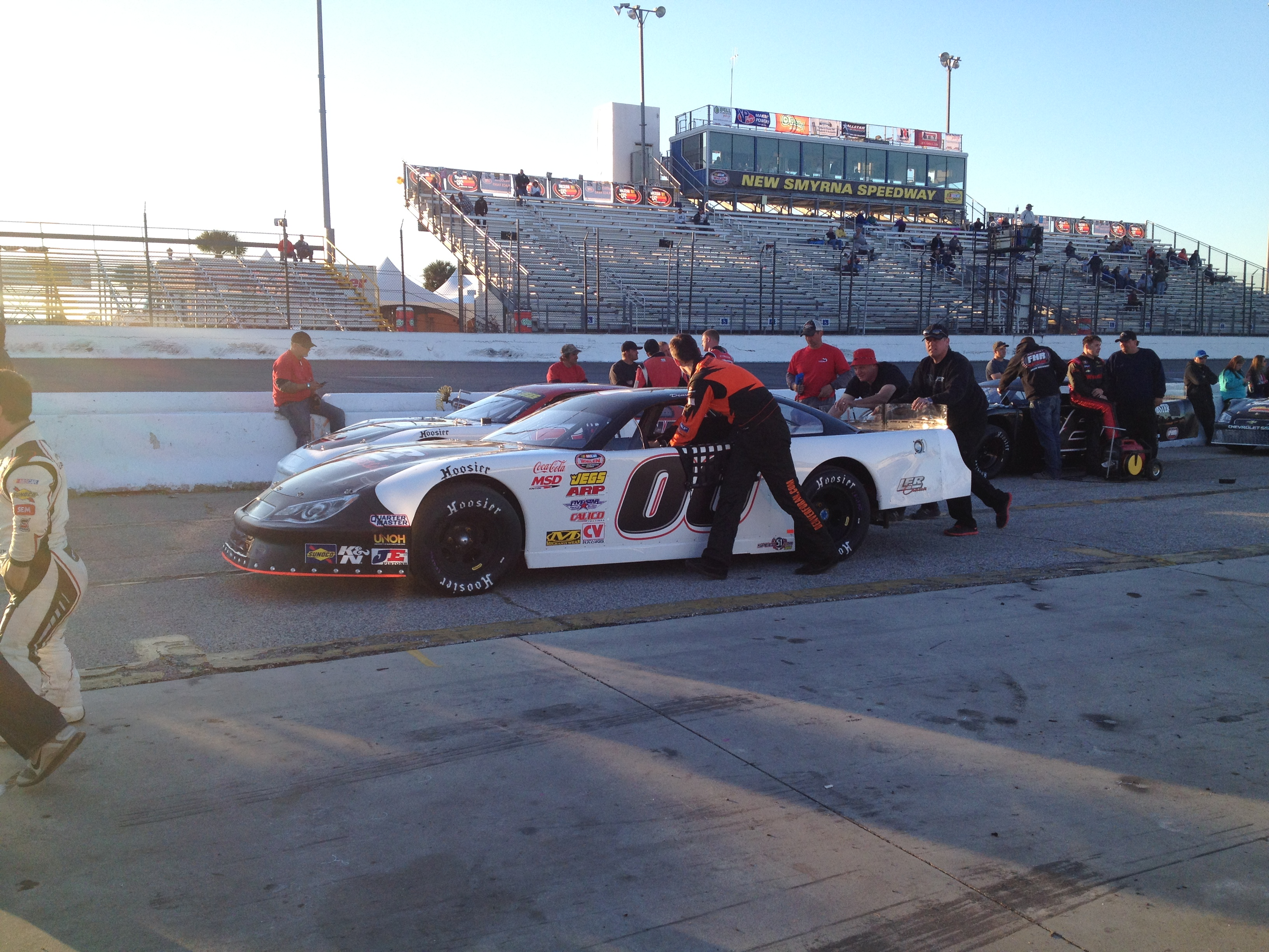 Speed Way Race Day Format World Series Of Asphalt Day Five New Smyrna