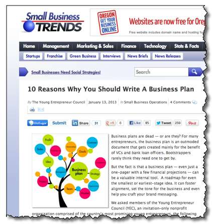 10 Good Reasons For Business Planning Bplans - how to write financial plan in business