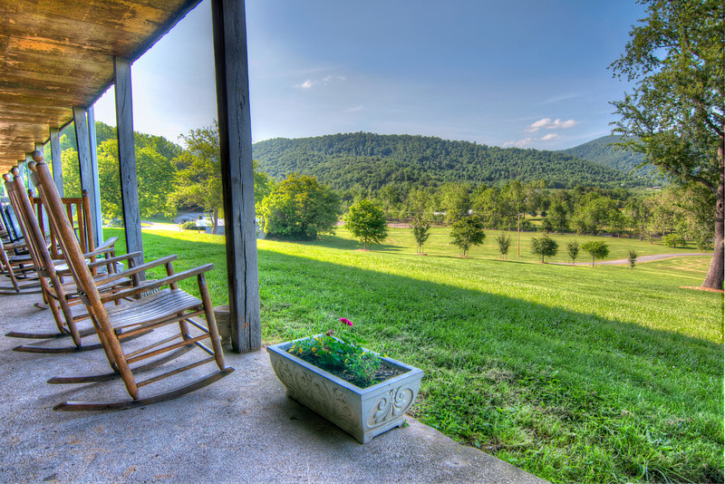 Country Porch Tim Stanley Photography