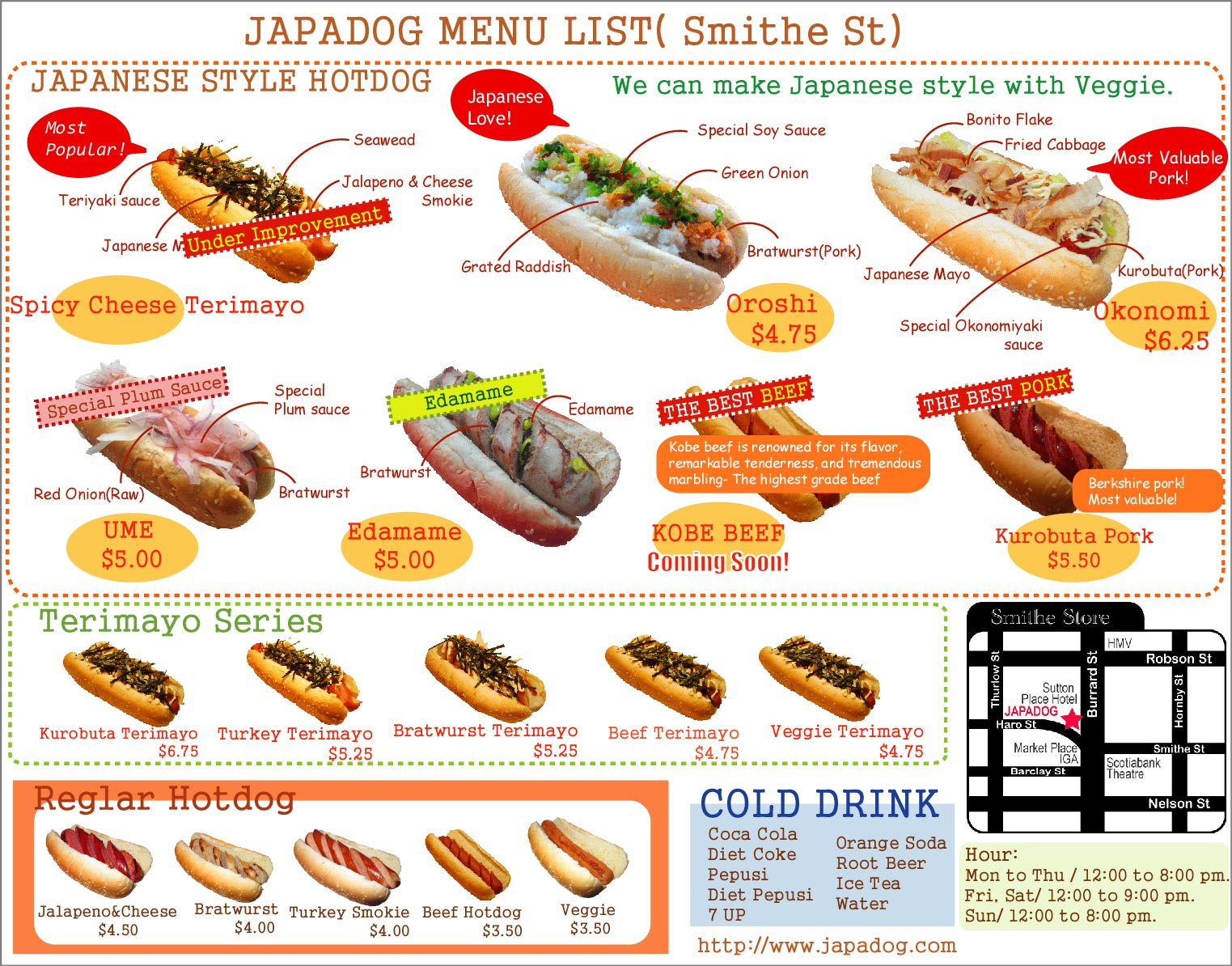 "Ikea Hot Dog Party ""japadog"" - The Japanese Hot Dog At The Olympics. - The"