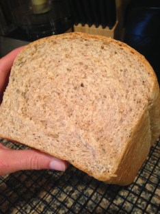 How to make homemade whole wheat bread like elite runner Tina Muir