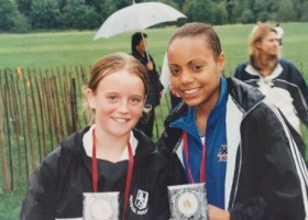Tina Muir And Rochelle