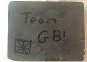 Tina wishing stone team gb