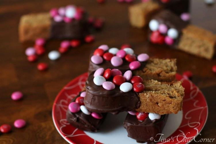05Peanut Butter Chocolate Dipped Blondies