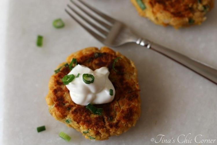 07Chickpea Cakes