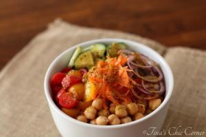 04Indian Chickpea Salad