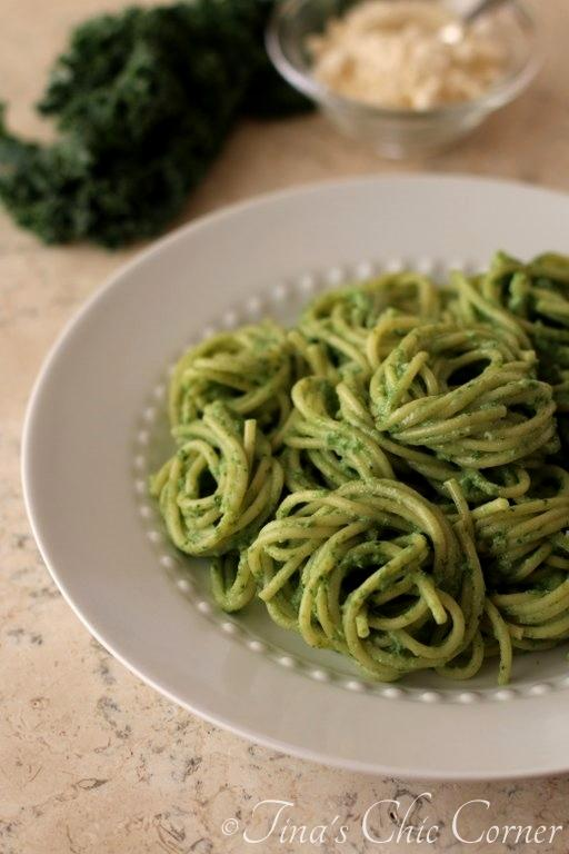 04Pasta With Kale Sauce2