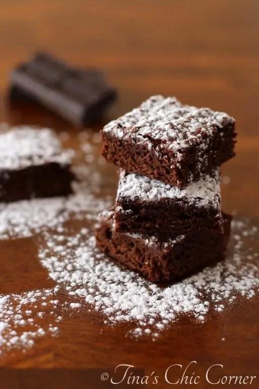 05Light Fudgy Brownies
