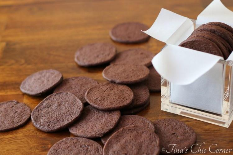 12Chocolate Wafers