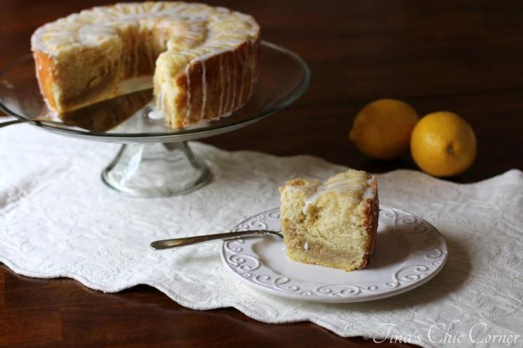 10Lemon Crumb Cake